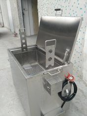 Dirty Kitchen Soak Tank 304 Stainless Steel Soak Tank With Hand Held Control