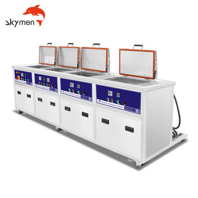 38L 40khz Four Stages Ultrasonic Cleaner For Semiconductor